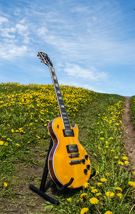 Matinheikki Instruments guitar