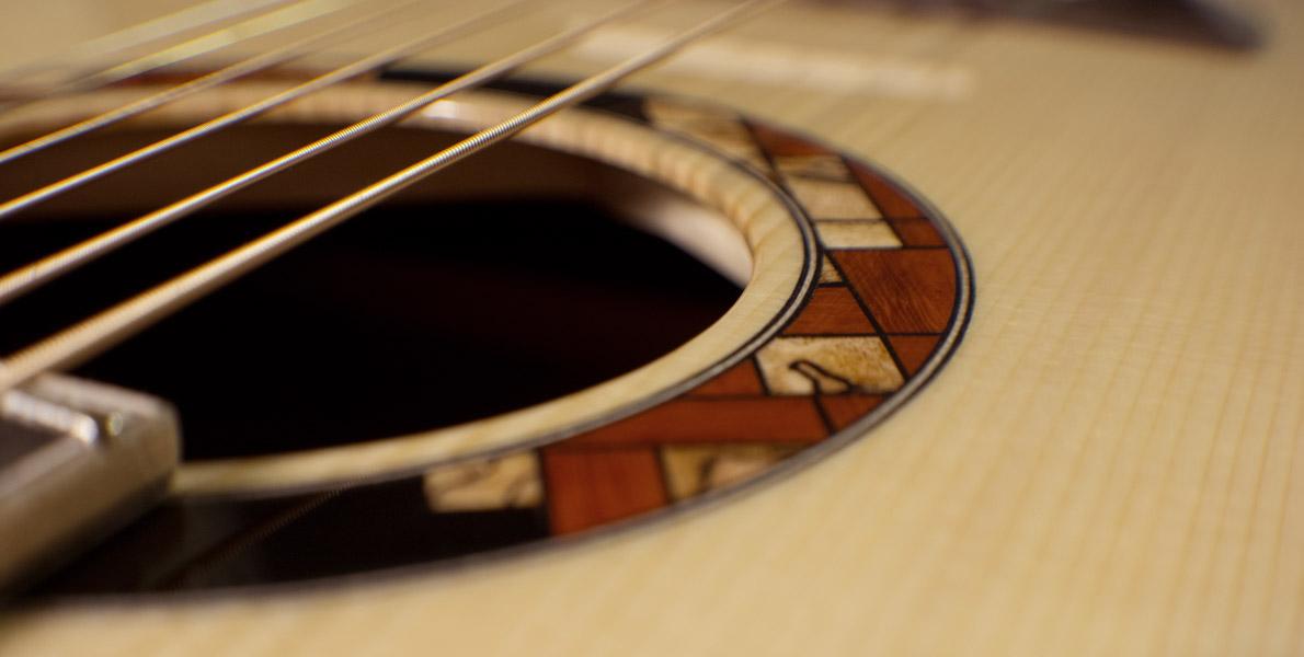 Matinheikki Instruments - Mosaic rosette