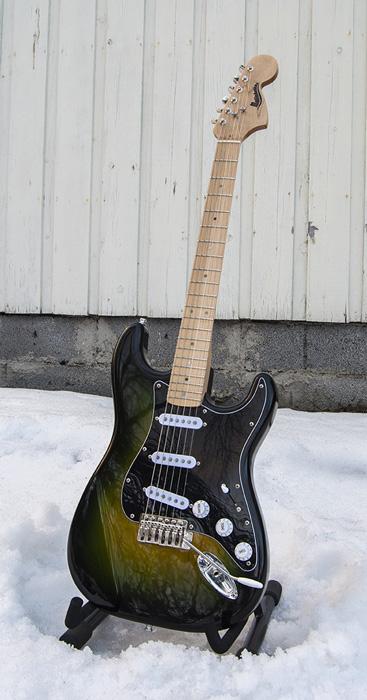 Matinheikki Instruments - guitar