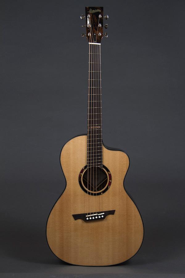 Matinheikki Instruments - Modern acoustic guitar   front
