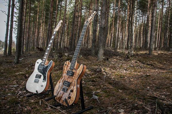 Matinheikki Instruments - T-style guitar
