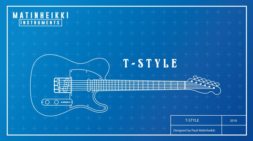 T-style Matinheikki Instruments